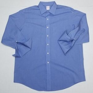 Brooks Brothers 346 Dress shirt Non Iron French